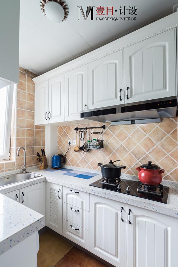混搭80后小资收纳旧房改造厨房装修效果图片 装修美图 新浪装修家居