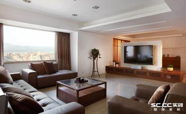 楼梯 三层 客厅图片来自实创装饰晶晶在200平日式简约小别墅