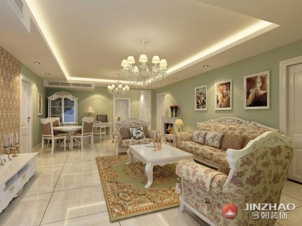 欧式客厅装修效果图片 装修美图 新浪装修家居网看图装修
