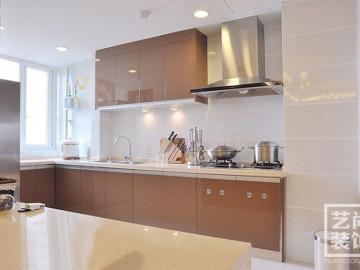 正商金域世家装修88平方两室设计