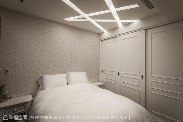 一居小户型乡村简约收纳卧室装修效果图片 装修美图 新浪装修家居网