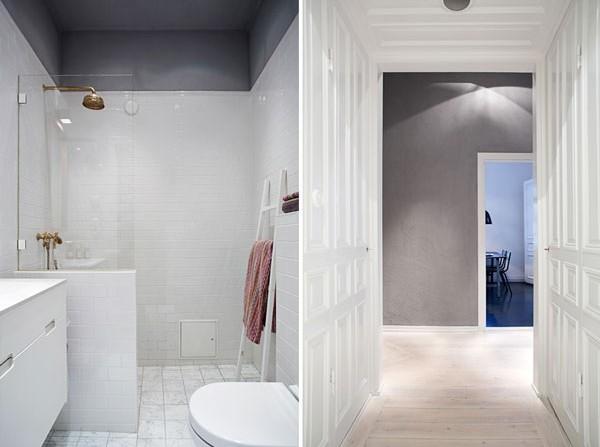 全包工业风格二居深度设计卫生间装修效果图片 装修美图 新浪装修家
